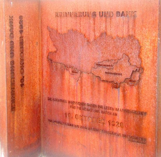 Denkmal der Windischen in Völkermarkt