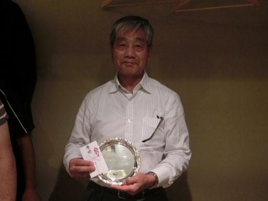 平成 27 年度 シニアチャンピオン 後藤 勝彦 様