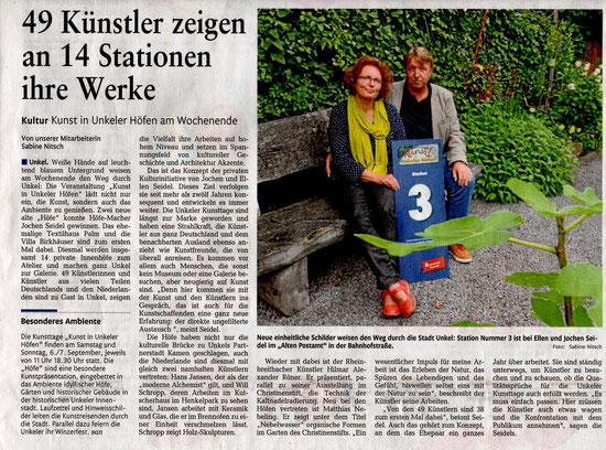 Rhein-Zeitung Donnerstag, 04.09.2014