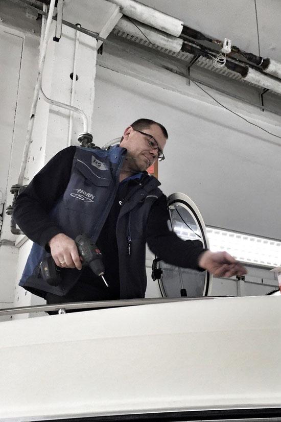 Aleksander Horn / KFZ Meister & Geschäftsführer