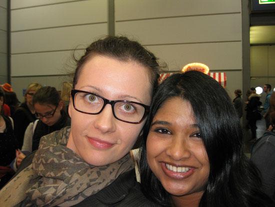 Lucie Müller; Claudi Feldhaus Autorin