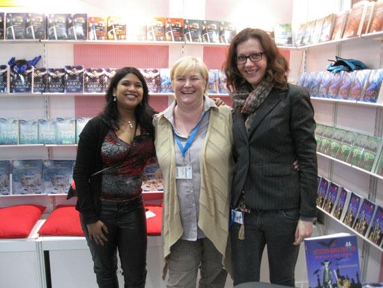 Lucie Müller; Andrea el Gato; Claudi Feldhaus Autorin