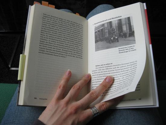Sönke Neitzel: Weltkrieg und Revolution 1914-1918/19 (be.bra verlag)