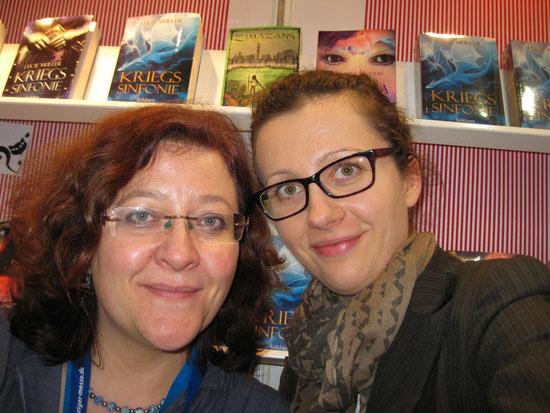 Susanne Leuders; Claudi Feldhaus Autorin