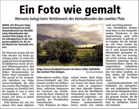 Ruhr-Nachrichten 26.Oktober 2011