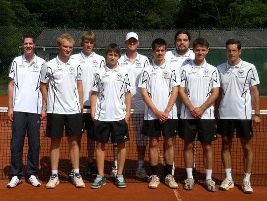 Herrenmannschaft 2009