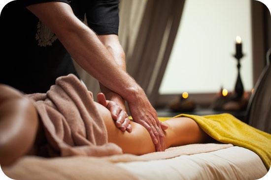 Angebot für Massage in Wien und Mödling