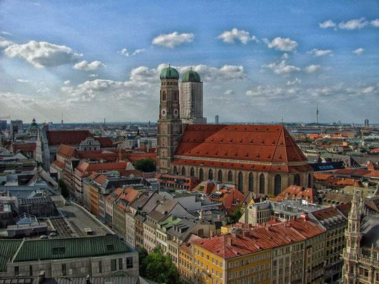 Múnich (München en alemán)