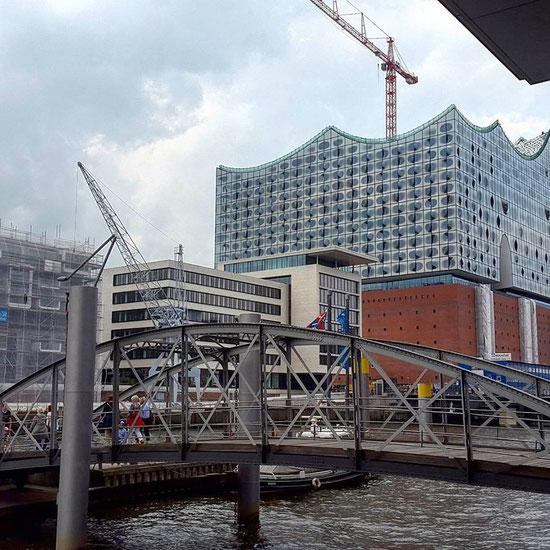 Hamburg Hafen (Foto: Mariana Alviso)