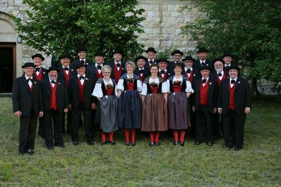 NWS Jodlerfest in Derendingen 2013
