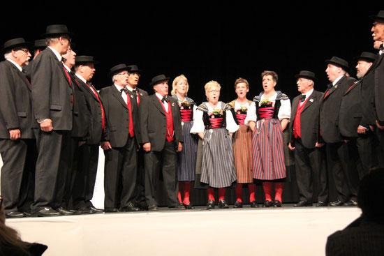 Eidgenössisches Jodlerfest 2014 in Davos