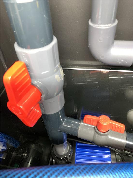 レッドシー リーファー 250 DEP  HSBAO 水中ポンプ オーバーフロー水槽