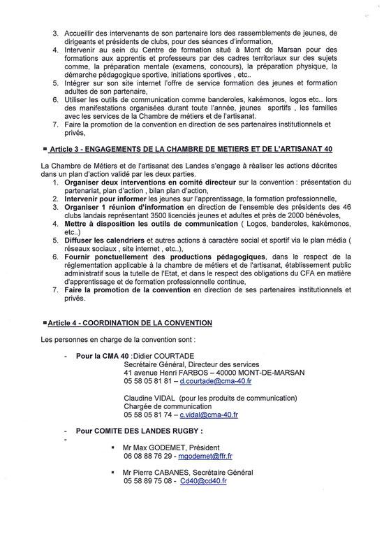 Salon de la cr ation et reprise d 39 entreprise comit rugby landes - Chambre des metiers creation entreprise ...