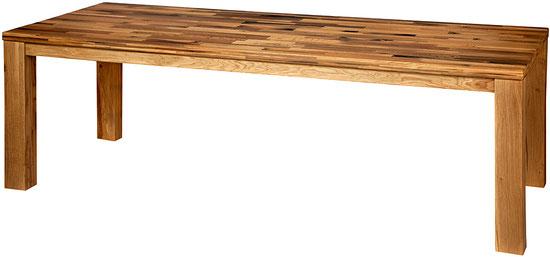 Weintisch als einzigartiges Kunstmöbel, Wein Holztisch Esstisch aus Eiche Weinfässer, besonderer Weinfasstisch, haltbar und widerstandsfähig