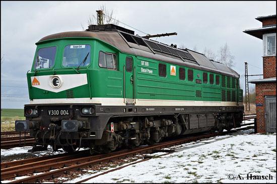 232 429-1 (V300 004) gehört der Starkenberger Baustoffwerke GmbH. Am 3. April 2015 ist sie zur Saisoneröffnung im SEM Chemnitz zu Gast