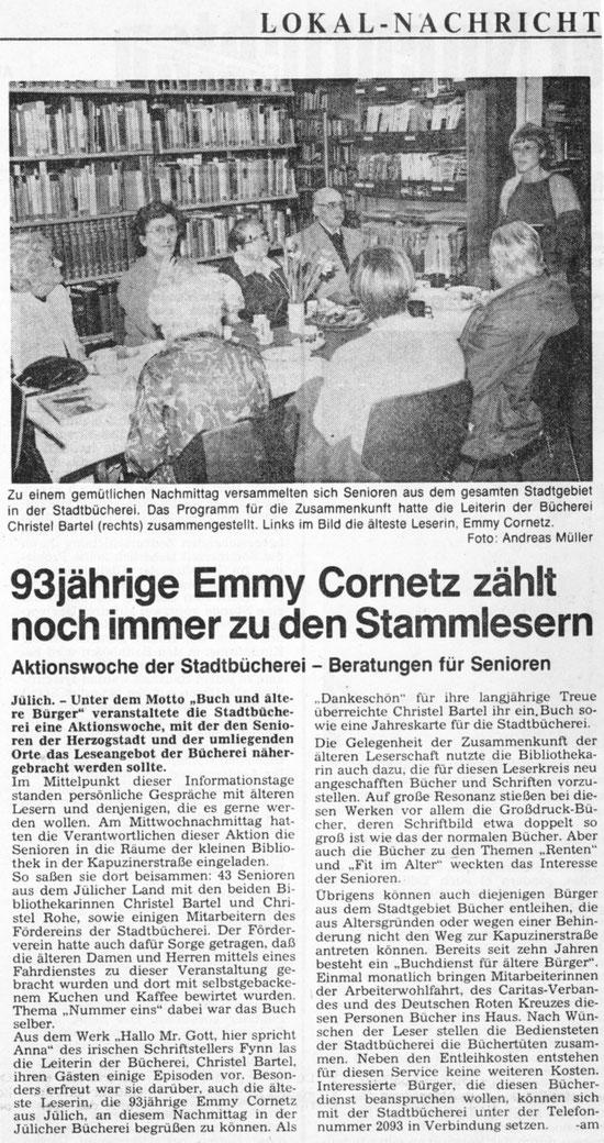 Jülicher Nachrichten vom 24.03.1984