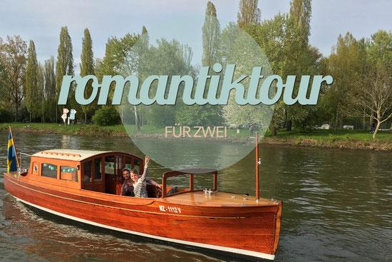 Romantik Bootsfahrt Mainz, Romantik Bootsfahrt Wiesbaden