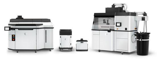 HP Jet Fusion 3D-Drucker MJF 5200