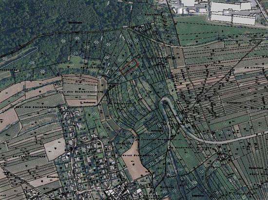 Grundstück Battenberg, Flur 202