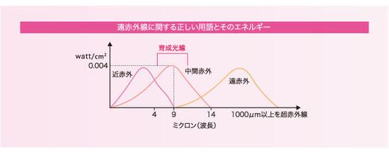 遠赤外線に関する正しい用語とそのエネルギー