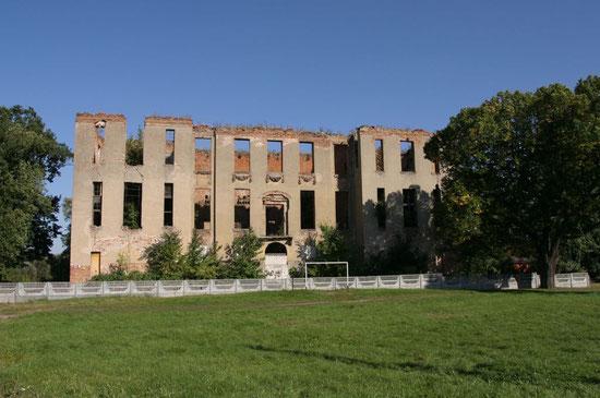 Das Schloss in Sonnenburg war einmal...