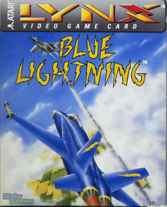 Blue lightning atary