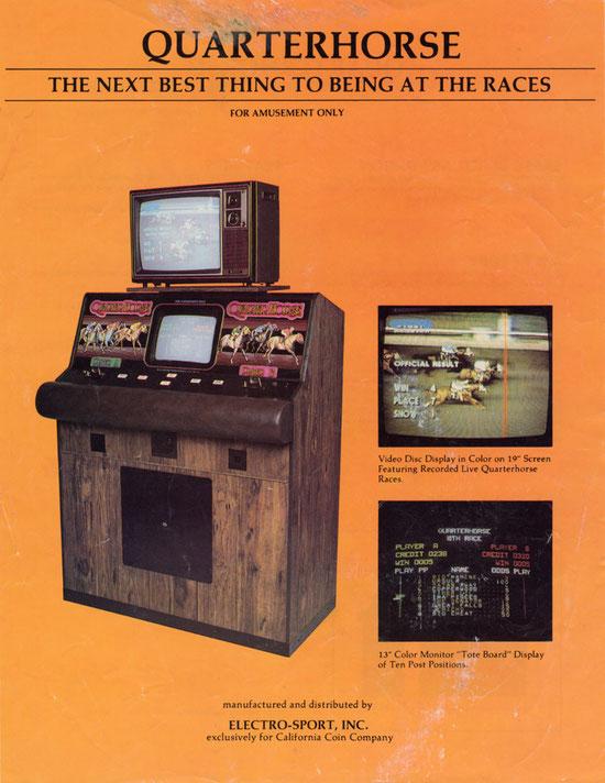 Quarter Horse arcade