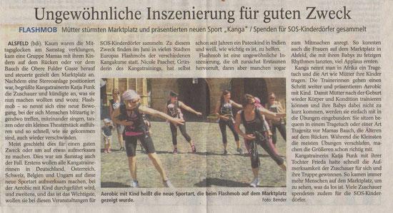 Oberhessische Zeitung am 10.06.2014