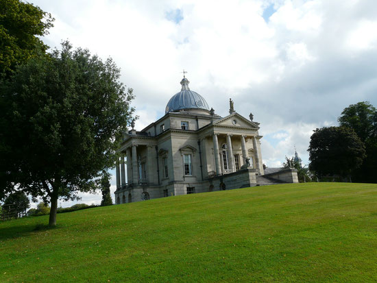 Henbury Hall