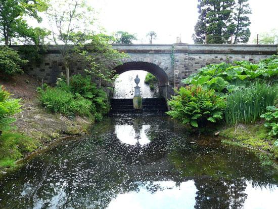 Der besondere Wunsches Hausherren, eine Brücke!