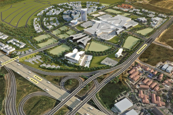 Mall of Africa全景