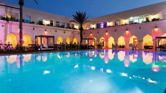チュニジアの Scheherazade Hotel Sousse