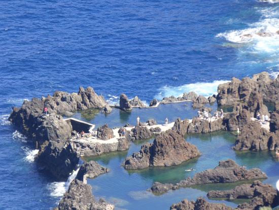 Madeira - Lavapools
