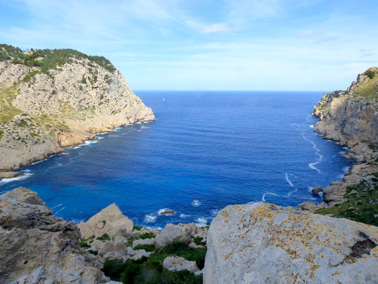 Unterwegs zum Cap de Formentor