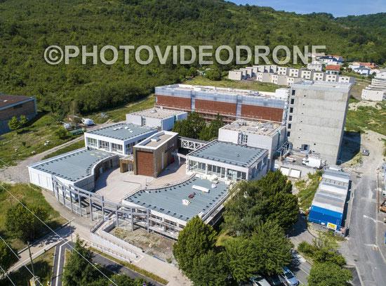 Suivi de Chantier en Drone Timelapse Clermont-Ferrand Auvergne Rhône-Alpes Issoire Cournon Riom Ambert