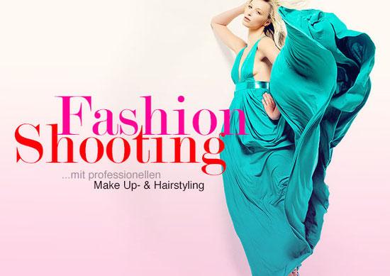 Fashion Fotoshooting mit Modefotografen im Fotostudio Osnabrück