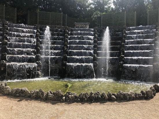 Versailles fontaines jardins