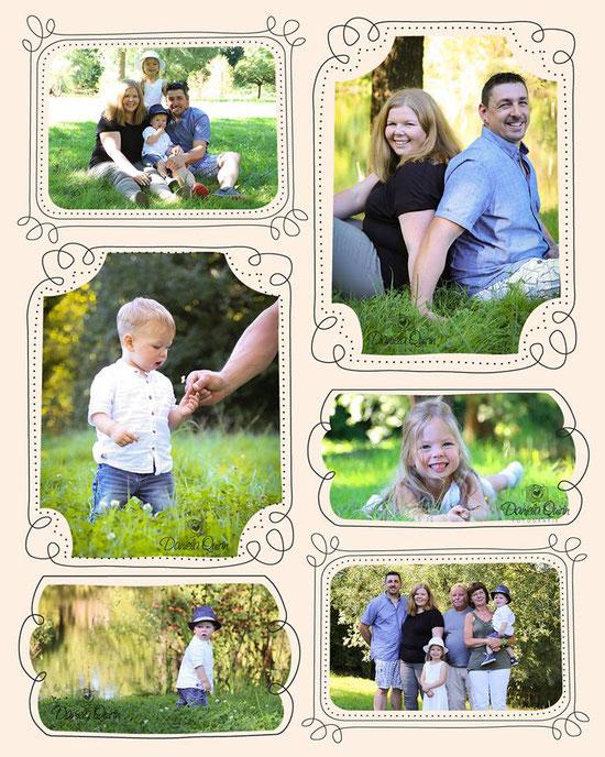Spaß mit der Familie - Familienshooting