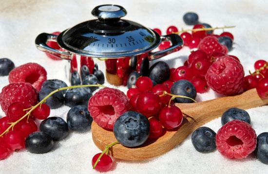 Gesunde Ernährung, Himbeere