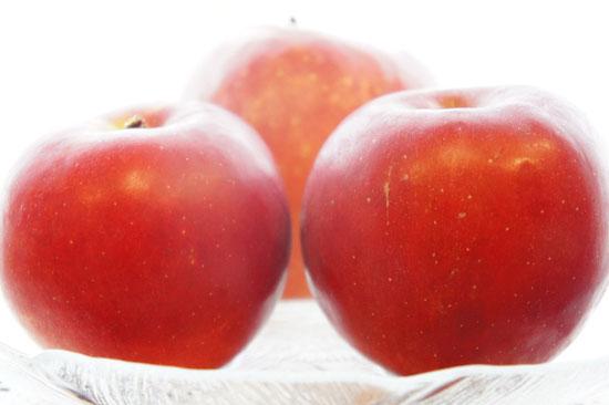 弘前の紅玉リンゴ