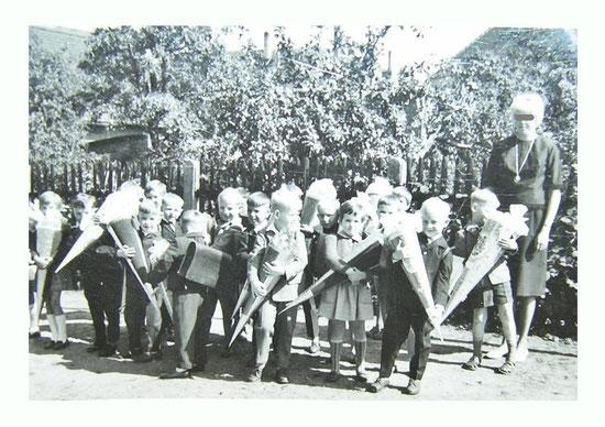 Foto in Privatbesitz bei SKB, fotografiert sehr wahrscheinlich von Gertrud Böhme (1965)