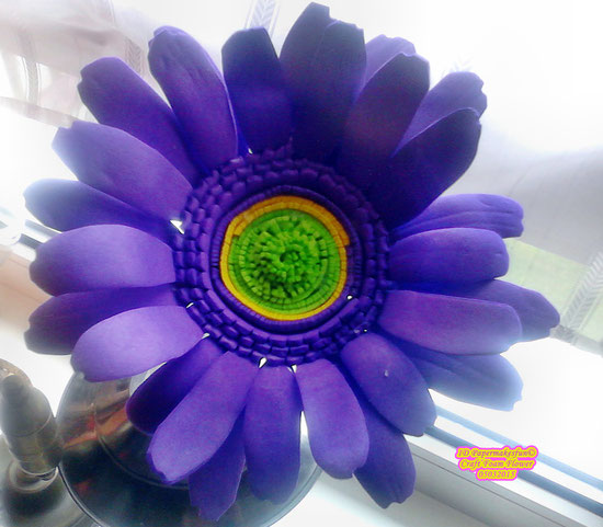 Craft Foam - Flower