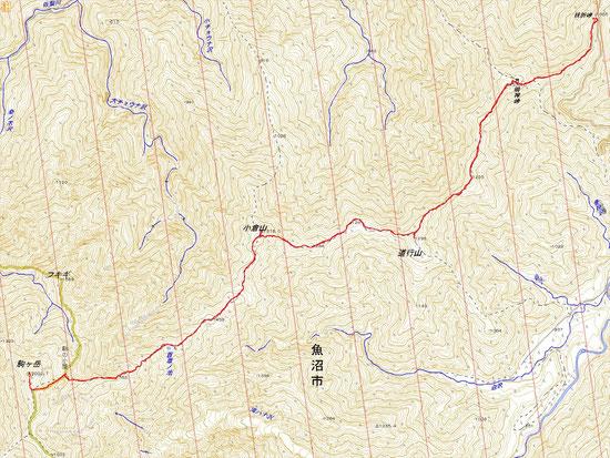 距離:15.5km 時間:9時間50分 累積標高差:約1,250m