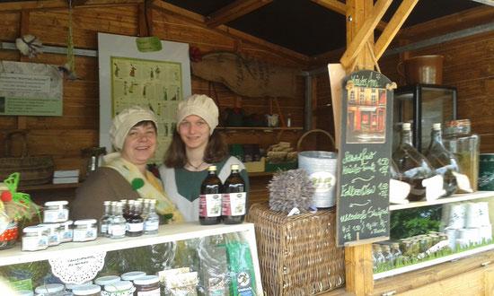 Historienmarkt zu Himmelfahrt 2017 Wolkenburg