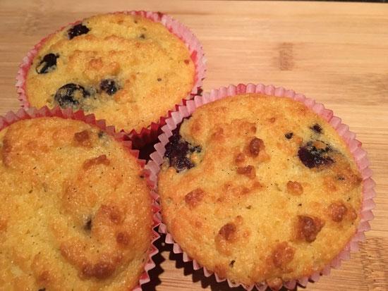 Paleo-Muffin, glutenfrei