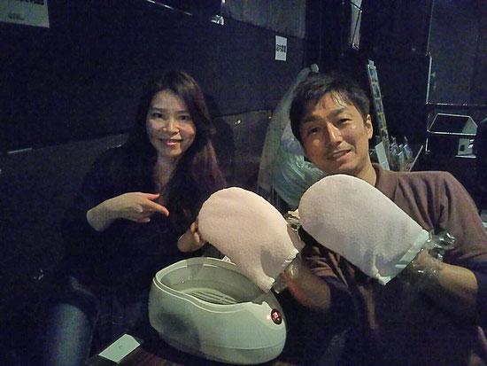 Sen from ten.さん パラフィンパック