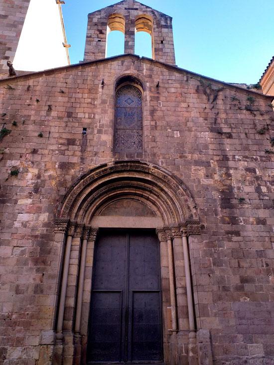 Часовня Святой Люсии в Барселоне