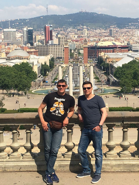 Лучшие места для Интаграм в Барселоне