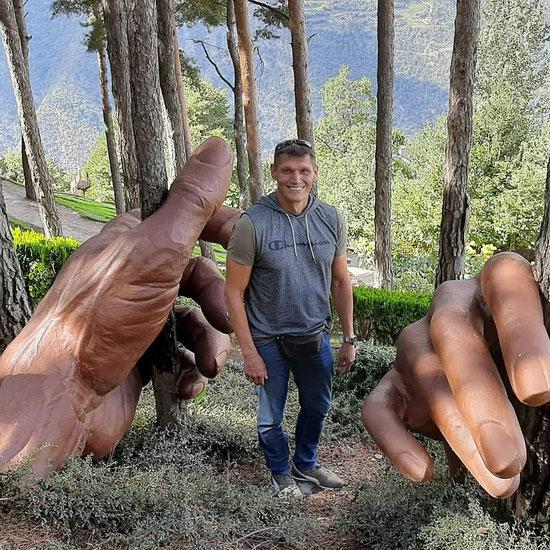 Сады Жуберри - достопримечательности Андорры