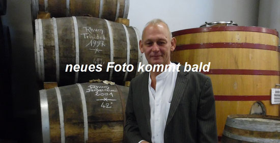 Balvenie Tun 1401 und David Steward, Photo von William Grant`s Company